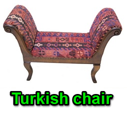 Turkish chair