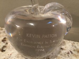 Emerson Award for Excellence in Teaching 1994