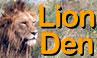 lion den logo