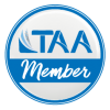 TAA member badge